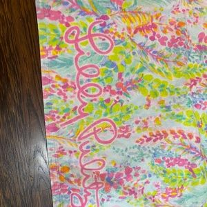 Lilly Pulitzer beach pool towel